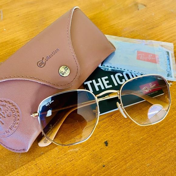 Ray Ban Hexagonal @ Collection sunglasses